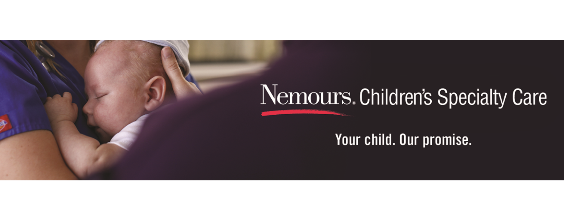 Giving to Nemours in Pensacola